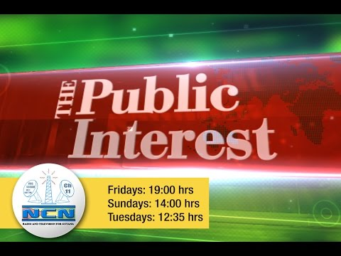 The Public Interest- March 11, 2016