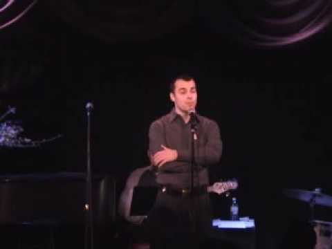 Ryan Rigazzi sings Nothing Like Youve Ever Known