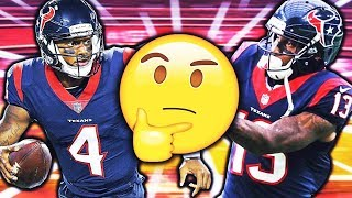 Can Braxton Miller Replace Deshaun Watson as the Starting Quarterback for the Houston Texans?