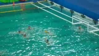 Pólo Aquático nas Olimpíadas: Brasil 6 x 5 Sérvia - último gol da vitória histórica