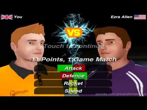 Table Tennis Champion 2015 (Android Gameplay HD Video)