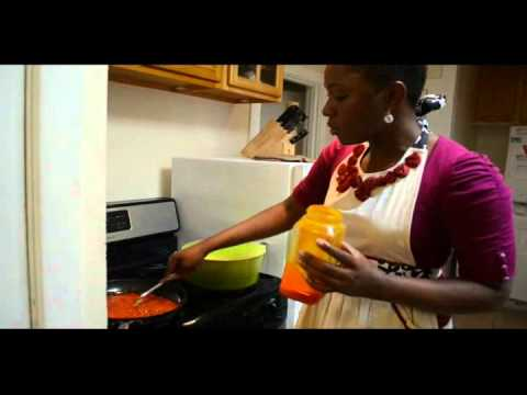 African Cooking Classes: Nigerian Egusi Soup | African Caribbean Food Market