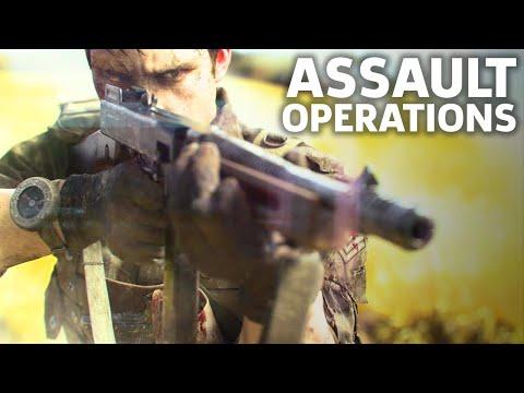 Battlefield V Assault & Sniper Class Multiplayer Gameplay - E3 2018