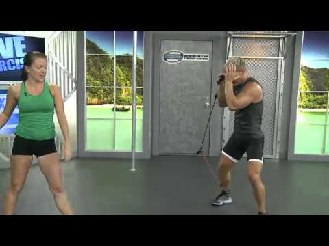Kenpo Cardio Kickboxing exercise at LiveExercise.com - Episode 47 Image 1
