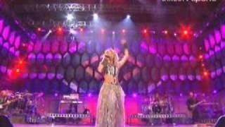 Thumb Video de Shakira cantando She Wolf en el concierto Kickoff del Mundial de Sudáfrica