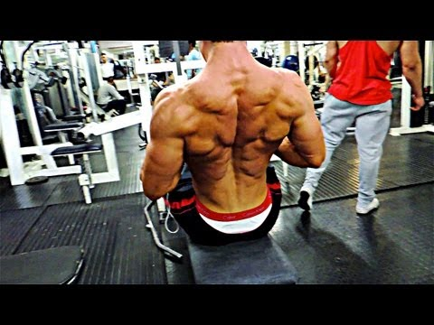Hardcore Back Workout With Jeff Seid video