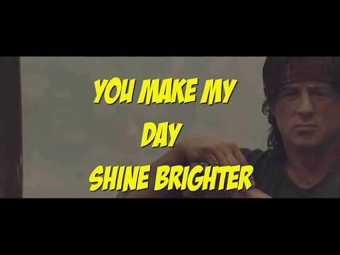 Sheebah - John Rambo { lyrics video }