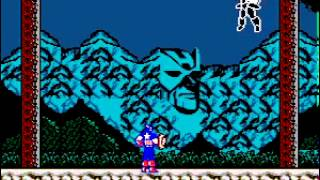 TAS Captain America and the Avengers NES in 14:27 by xipo