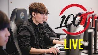 🔴 Live Levi 21/05/2018 - 100T Levi NA Challenger - Levi 100T L 5 22 9 in VN - VETV - Lol Esports