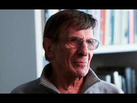 Leonard Nimoy with Geoff Boucher on Hero Complex: The Show - Part 1