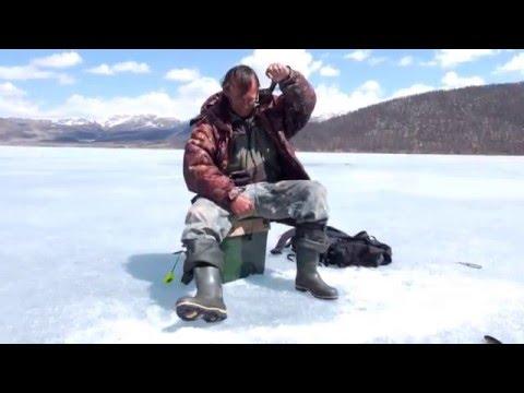 рыбалка на севере озеро слободское