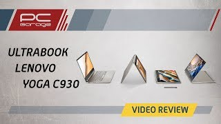 "PC Garage – Video Review Laptop 2-in-1 Lenovo 13.9"" Yoga C930"