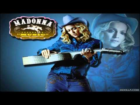 Madonna - Cyberraga