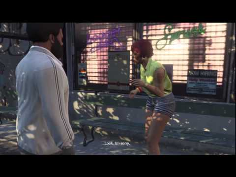 Grand Theft Auto V Playthrough: Part 12 - Celebrity Sex Tape video