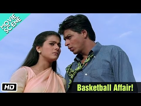 Basketball Affair! - Kuch Kuch Hota Hai - Shahrukh Khan, Kajol - Hq video