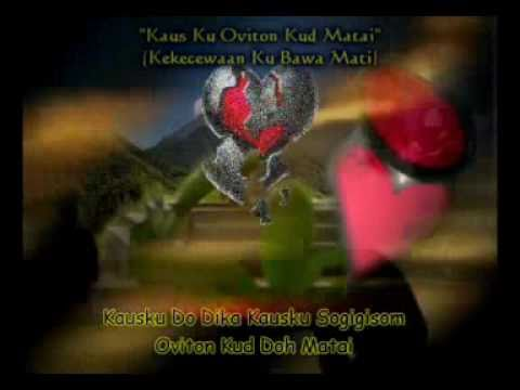 Joe Martin - Kaus Ku Oviton Kud Matai (lagu Dusun With Hq Audio & Lirik) video