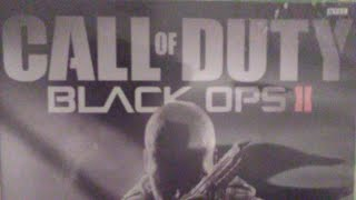 Call Of Duty Black Ops 2 #1