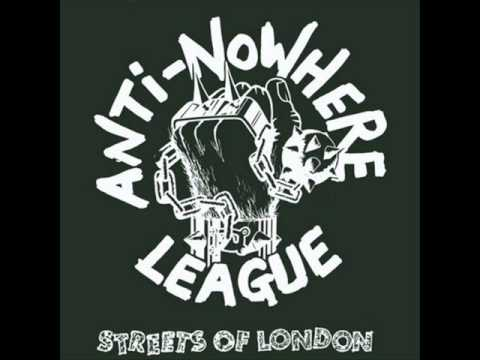 Anti-nowhere League - (I Don