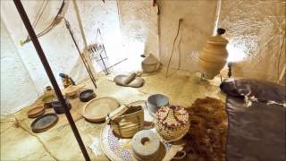 3D Inside of The Prophet Muhammad's pbuh House and His Belongings Replica