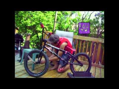 How to install pegs bmx