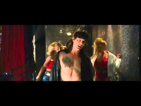 Wanted Dead or A  Tom Cruise & Julianne Hough  Rock Of Ages
