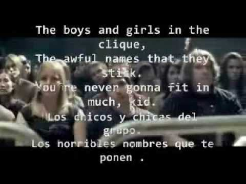 my chemical romance lyrics traducida: