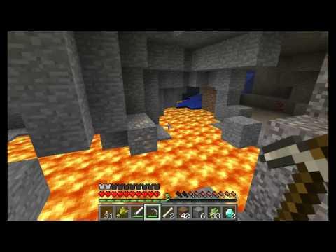 Играем в Minecraft #6 OOOOoooo DAIMONDS!