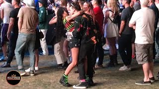 Halsey and Yungblud All Over Each Other at Coachella - and It's Too Cute