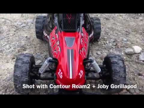 RC Buggy Extreme Interceptor By New Bright Test