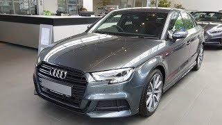 2018 Audi A3 Limousine sport 1.5 TFSI S tronic | -[Audi.view]-