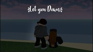Download Lagu NF || Let You Down || Roblox Music Video Gratis STAFABAND