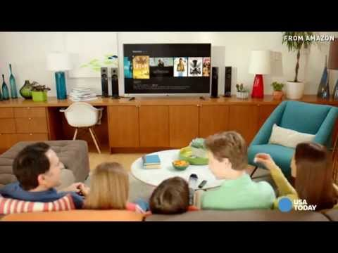 Amazon unveils new Fire TV streaming video box