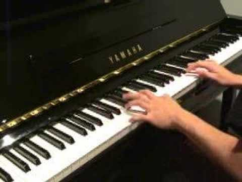 Plain White T's - Hey There Delilah (piano cover)