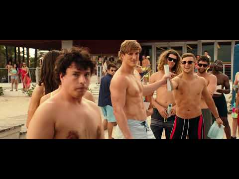 Baywatch 2017 EXTENDED Logan Paul cut