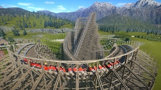 Planet Coaster: Saw Dust