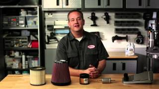 Mobil 1 & eHow: Performance Filters