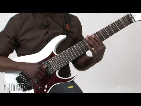 Animals As Leaders - Tosin New Technique