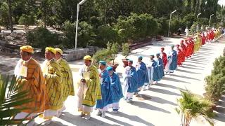 Cao Đài Việt Nam - Lễ an vị ngôi Thánh cảnh Hiệp Thiên Đài