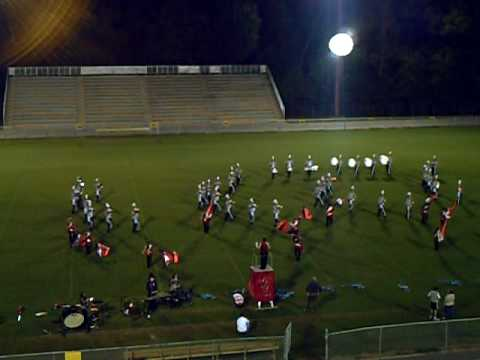 West Lincoln High School Marching band