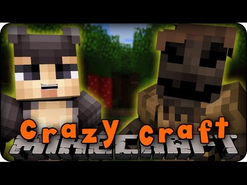 Minecraft Mods - CRAZY CRAFT 2.0 - Ep # 99 'BOSS BATTLES!' (Superhero / Orespawn Mod)