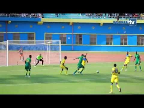 Friendly match: Rwanda 0 Vs 2 Senegal
