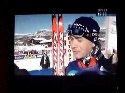 Ole Einar Bjørndalen Banker Den Norske Langrennseliten!!!