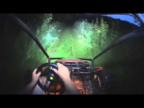 American Sportworks Carbide 150cc Go Kart Ride POV View