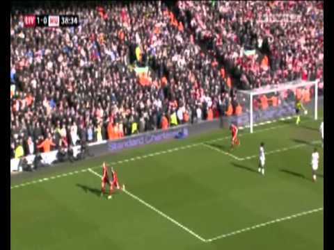 Liverpool - Manchester United 3-1 (06.03.2011) All Liverpool Goals