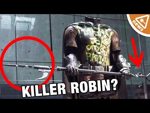 Why Zack Snyder's Robin Was a Killer Too! (Nerdist News w/ Dan Casey and Kyle Hill)
