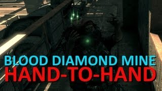 SC: Blacklist - Blood Diamond Mine (Perfectionist, 100% Ghost, Hand-to-Hand Only)