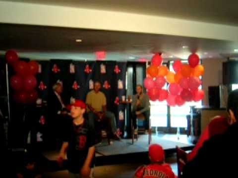 Q&A with DUSTIN PEDROIA & TERRY FRANCONA