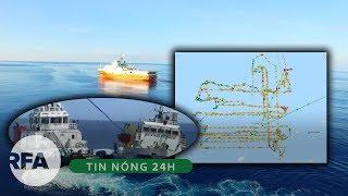 Tin nóng 24H | Tàu Cảnh sát biển Việt Nam và Trung Quốc đối đầu ở Bãi Tư Chính