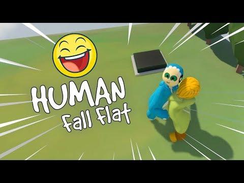 TE PUEDES MORIR DE RISA VIENDO ESTE VIDEO! ? MINECRAFT DE PLASTILINA HUMAN FALL BEBE MILO Y VITA