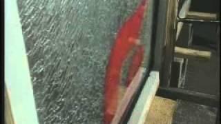 pelicula de seguridad para ventana o cristal.flv